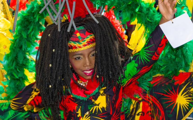 Carnival in the Caribbean