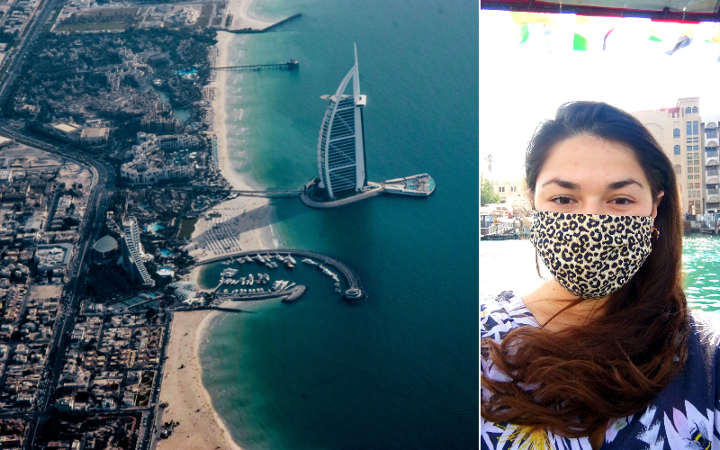 Dubai holiday diary 2020