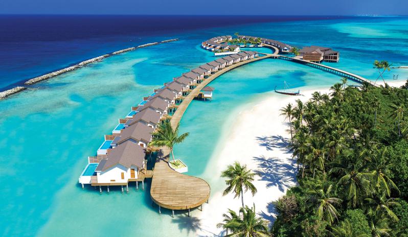 2021 holidays: Atmosphere Kanifushi Maldives