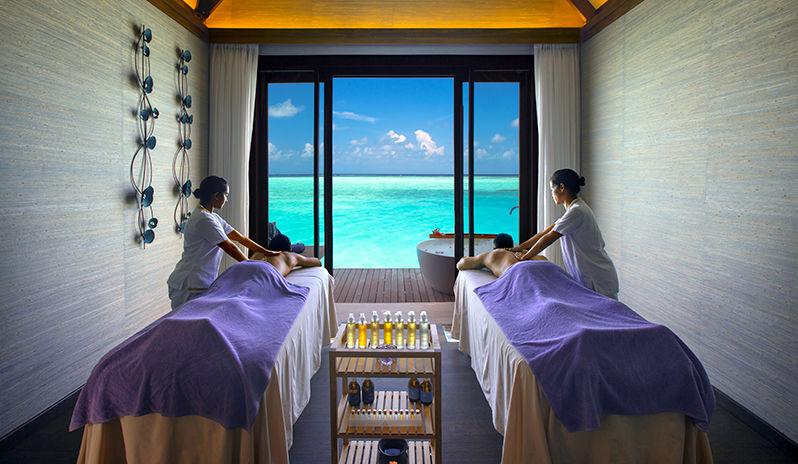 Spa in the Maldives