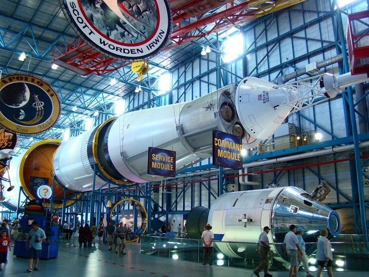 Visit Kennedy Space Center on your Florida holiday