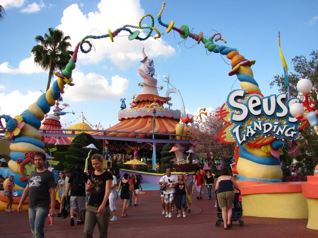 Seuss Landing at Universal's Islands of Adventure