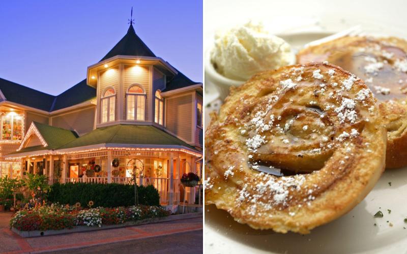 Best Hotel Bakeries: Apple Farm Inn