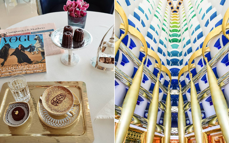 Best Hotel Bakeries: Burj Al Arab