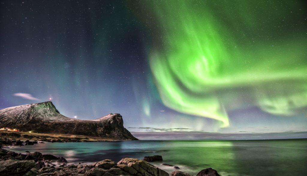 Stargazing hotels: Canopy by Hilton, Iceland